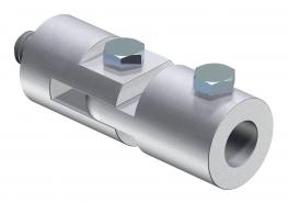 Insulated air-termination systems