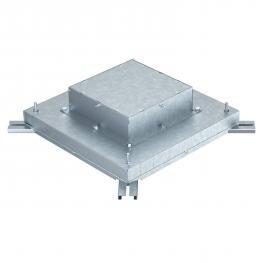 Underfloor applications, in concrete
