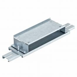 Accessories In-concrete duct system
