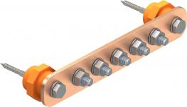 Equipotential busbar BigBar for industrial application