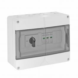PV system solution, type 2, to 1000 V DC with switch disconnector (32 A)