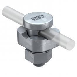 Connector Rd 8−10 mm, single