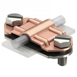 Bi-metal separating piece for Rd 8−10 and FL 30−40 mm