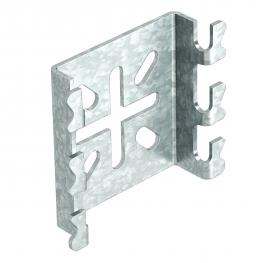 Mounting plate for mesh cable tray FT