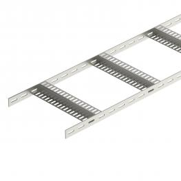 Cable ladder with Z rung, light-duty A2
