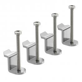 Universal fastening bracket type 2 for 4 fastening points