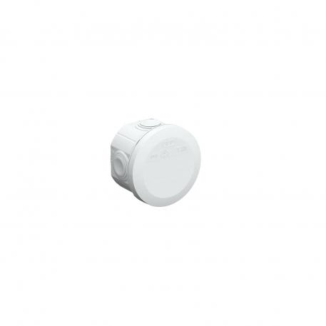 Junction box T 25, plug-in seal, flame-resistant