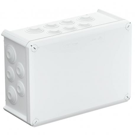 Junction box T 350, plug-in seal, flame-resistant