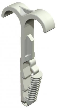 Double push-fit clip