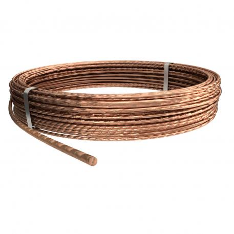 Copper and copper cables, tin-plated