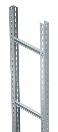 Heavy-duty vertical cableladder SLM 50, 3 m C40