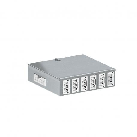 UVS energy distributor with plug connection, special circuit