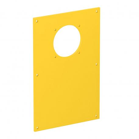 VHF cover plate, for 1x surface-mounted socket, type ASD