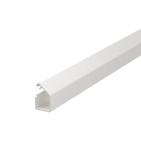 Mini trunking with adhesive film and hinge cover MD12