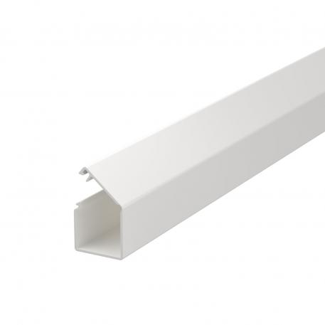 Mini trunking with adhesive film and hinge cover MD17