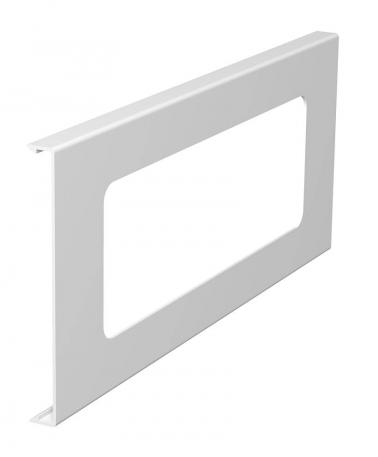 WDK cover for triple accessory mounting box, trunking height 130 mm