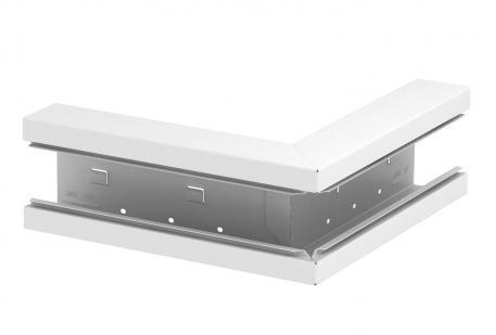External corner, trunking height 70 mm