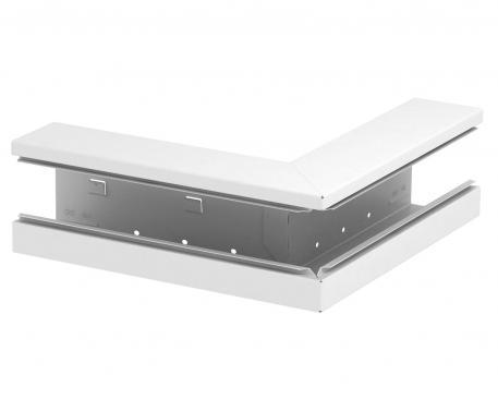 External corner, trunking height 90 mm