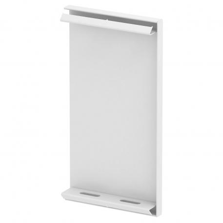 End piece, trunking height 90 mm