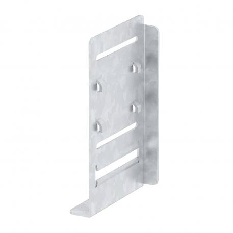 Connection profile for trunking width 170 mm