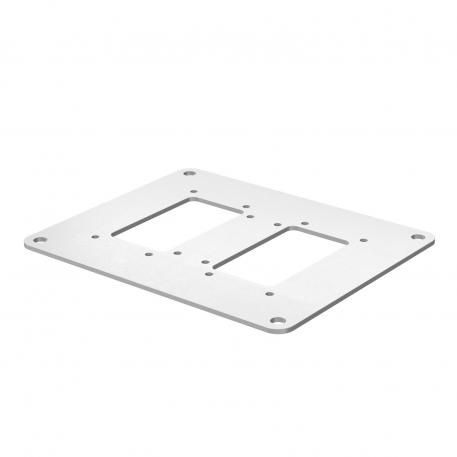 Floor plate for ISS140100R