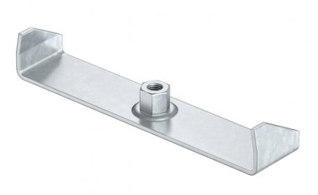 Central hanger for cable tray, side height 35 mm