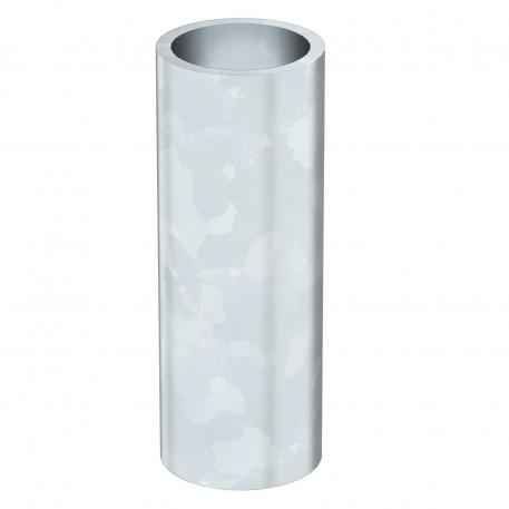 Spacer sleeve for insulated ceilings