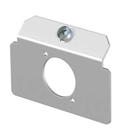 Support plate 1 x type K for mounting support