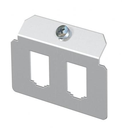 Support plate 2 x type B for mounting support