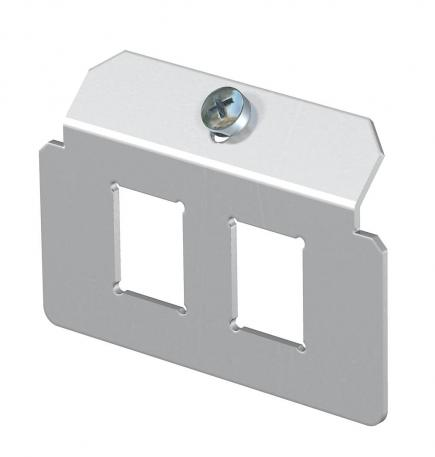 Support plate 2 x type C for mounting support