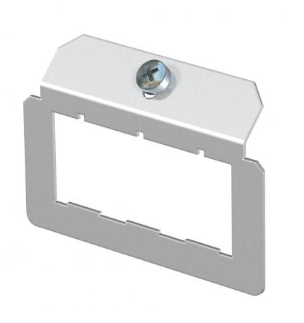 Support plate 3 x type E for mounting support