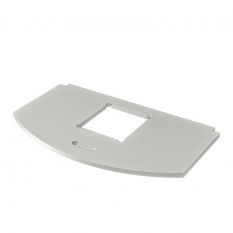 Mounting plate for data technology, type LE