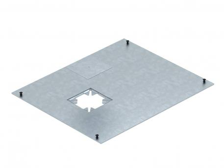 Mounting lid for Telitank top, 400 mm